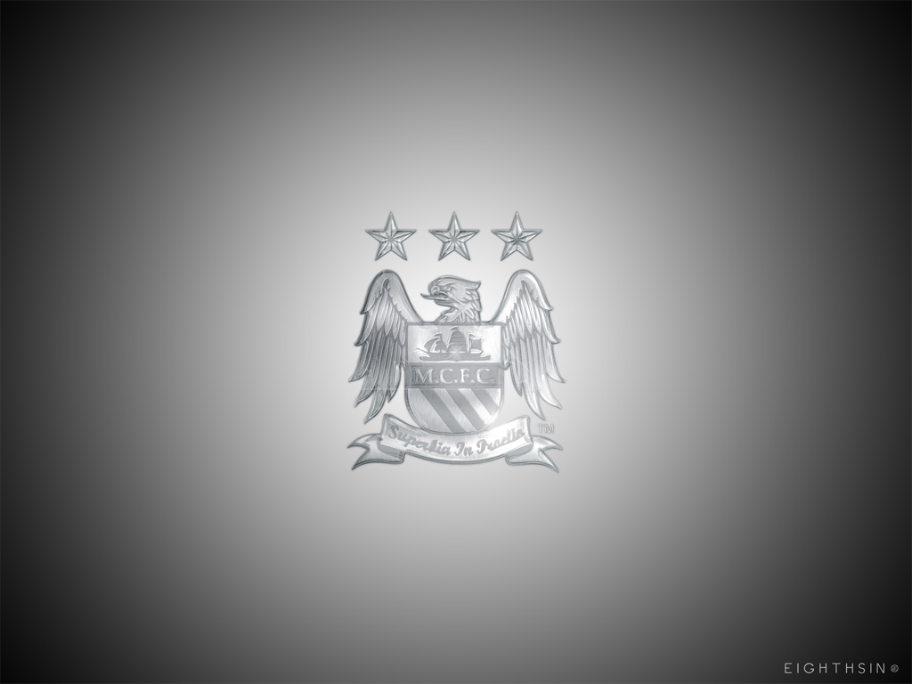 mcfc chrome wallpaper Manchester City Desktop Wallpaper